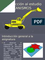 Introduccion Al Estudio de MECANISMOS