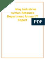 vandelay industries human resources report