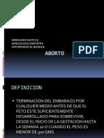 Aborto2 Dr. Matiz