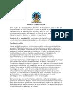 Acta Fundacional JUP UNLZ