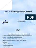 IPv6 Router