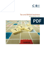 tax and british business making the case