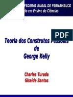 Teoria Dos Construtos Pessoais de George Kelly