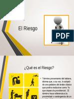 El-Riesgo