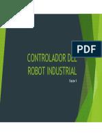 Controlador Del Robot Industrial