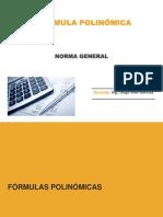 Formula Polinomica PDF