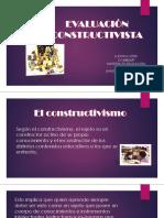 La Evaluacion Constructivista