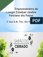 Sabão Do Cerrado