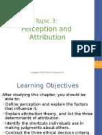 Perception (Organization Behavior)