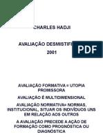59300767-AVALIACAO-DESMISTIFICADA
