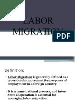Labor Migration