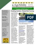 Enabling Gardens - Raised Bed Farming