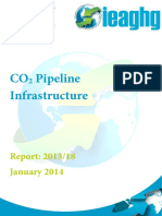 co2 pipeline infrastructure