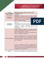 Proyecto Grupal Diagnostico Empresarial