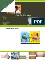 Estres Termico en los puestos de trabajo-Legislacion Nicaragua.pptx