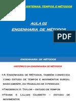 Aula 02-S.T.M.-engenharia de Métodos