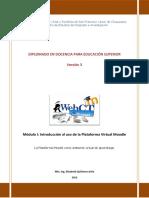 Moodle Plataformas Virtuales