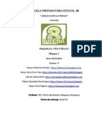 Libro de Actividades OMGP