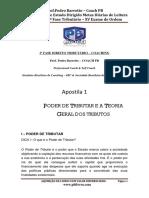 Apostila 1_2ª Fase Tributario XV Exame