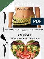 Clase 1 - Tipos de Dieta