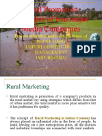 Rural Marketing Promotion Strategies