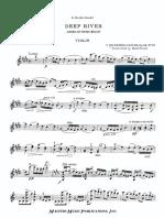 Deep River (violin)
