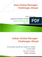 Indian Global Manager