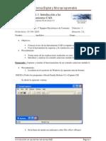 Tutorial Introducción herramientas CAD electronica Orcad 9.2