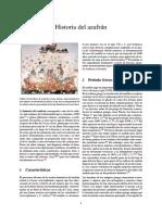 Historia Del Azafrán