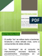 Biotecnología G.C.
