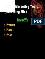 Service Marketing 3 - (Marketing Mix)