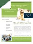 3 art of conversation