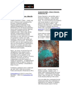 CJH Abstract Art Newsletter, Issue 6