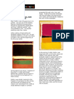 CJH Abstract Art Newsletter, Issue 9