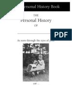 Car History Book
