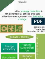 Energy reduction .pptx
