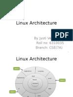 Linux Architecture