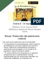 Charla 8 - El Reportaje Ejemplos - Mvll