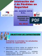 Administracion Seguridad Para El CP