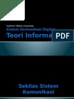 Telekomunikasi Digital - Bab 2 - Syahroni Wahyu