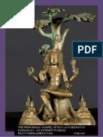 The Primordial Gospel of Siva According to Kṣemaraja 1