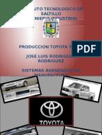 Presentacion Toyota y Mrp