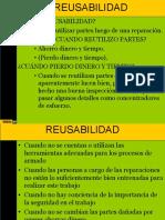 Introducción Reusabilidad (Modulo1)