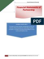 A level, Partnership Accounts Basics