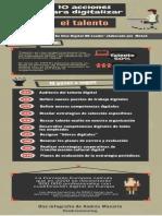 10 Acciones Digitalizar