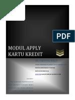 Modul Apply Kartu Kredit