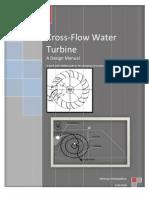 Crossflow Turbine- A DIY Design Manual