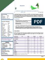 Buy Tamil Nadu Newsprint Ltd
