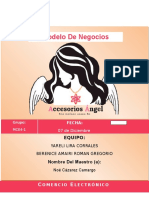 Modelo de Negocios Accesrorios Angel