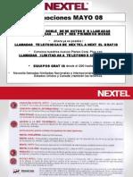 Promociones Actualizadas Completas Mayo '08